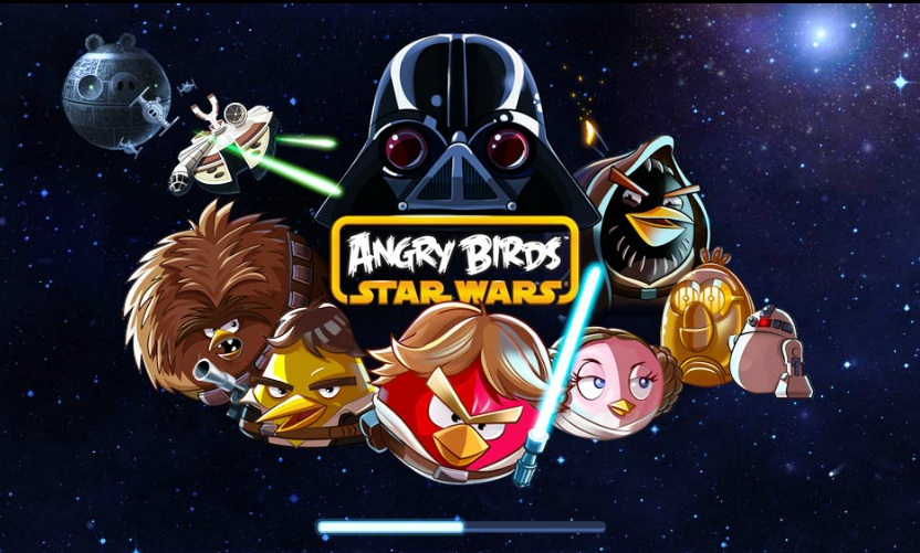 Angrybirds star wars 攻略