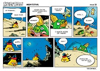 angrybirds マンガ 攻略